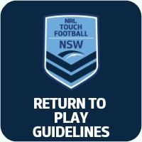 COVID19   NSW Touch